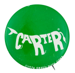 Carter Donkey Political Button Museum