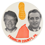 Franklin County, Pennsylvania Political Button Museum