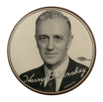 Harry B. Hershey Political Busy Beaver Button Museum