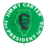 Jimmy Carter for President in '76Jimmy Carter for President in '76 Illinois