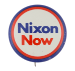 Nixon Now Political Button Museum