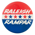 Raleigh Rampar Political Button Museum