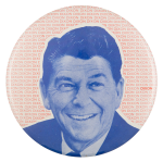Reagan Dixon Political Button Museum