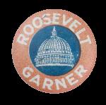Roosevelt Garner Political Button Museum