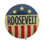 Roosevelt Political Button Museum