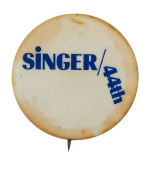Singer 44th Political Busy Beaver Button Museum