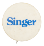 Singer Political Button Museum