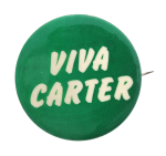Viva Carter Political Button Museum