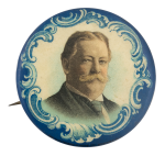 William Howard Taft Political Button Museum