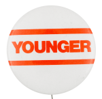Younger Political Button Museum