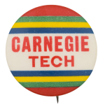 Carnegie Tech Schools Button Museum