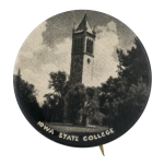 Iowa State College Schools Button Museum