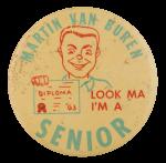 Martin Van Buren Senior Schools Button Museum
