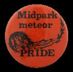 Midpark Meteor Pride School Busy Beaver Button Museum