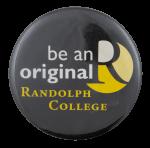 Be an Original Randolph College School Busy Beaver Button Museum