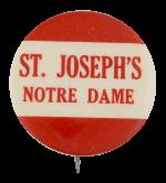 Saint Joseph's Notre Dame Schools Button Museum