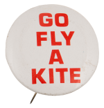 Go Fly A Kite Ice Breakers Busy Beaver Button Museum