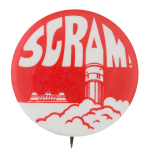 Nuclear Scram Events Button Museum