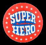Super Hero Ice Breakers Button Museum