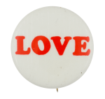 Love Social Lubricator Button Museum