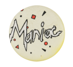 Maniac Ice Breakers Button Museum