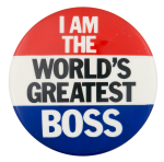 World's Greatest Boss Ice Breakers