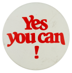 Yes You Can Cause Busy Beaver Button Museum