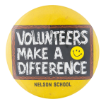 Nelson School Smileys Button Museum