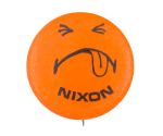 Nixon Smiley Smileys Button Museum