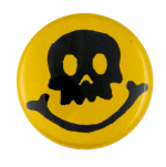 Smile Not Dead Yet Smileys Busy Beaver Button Museum