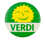 Verdi Smileys Button Museum