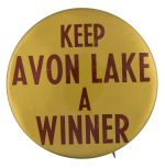 Avon Lake Sports Button Museum