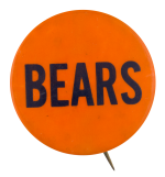 Bears Sports Button Museum