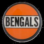 Bengals Sports Button Museum