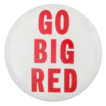 Go Big Red Sports Button Museum