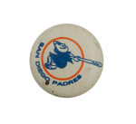 San Diego Padres Sports Busy Beaver Button Museum