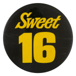 Sweet Sixteen Sports Button Museum