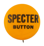 Specter Button Self Referential Busy Beaver Button Museum