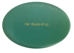 I'm Bashful Social Lubricators Button Museum